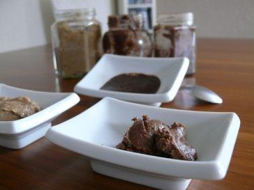 nussmus die alternative zu nutella rezepte bei diabetes mellitus. Black Bedroom Furniture Sets. Home Design Ideas